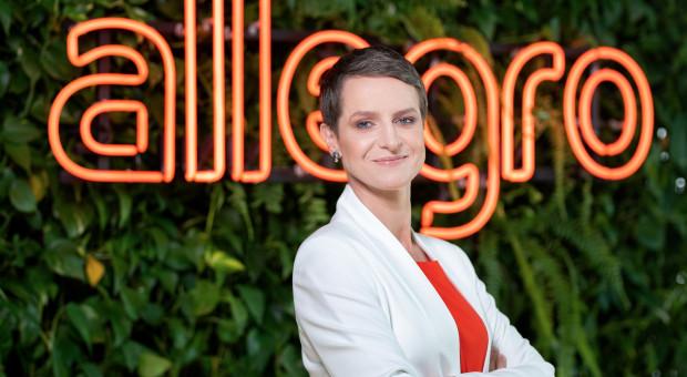Anna Wróbel dyrektorem HR w Allegro