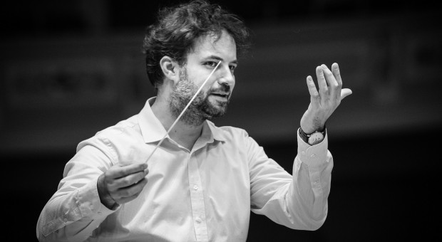 Łukasz Borowicz dyrektorem muzycznym Filharmonii Poznańskiej
