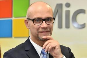 Michał Gołębiewski dołącza do polskiego oddziału Microsoft