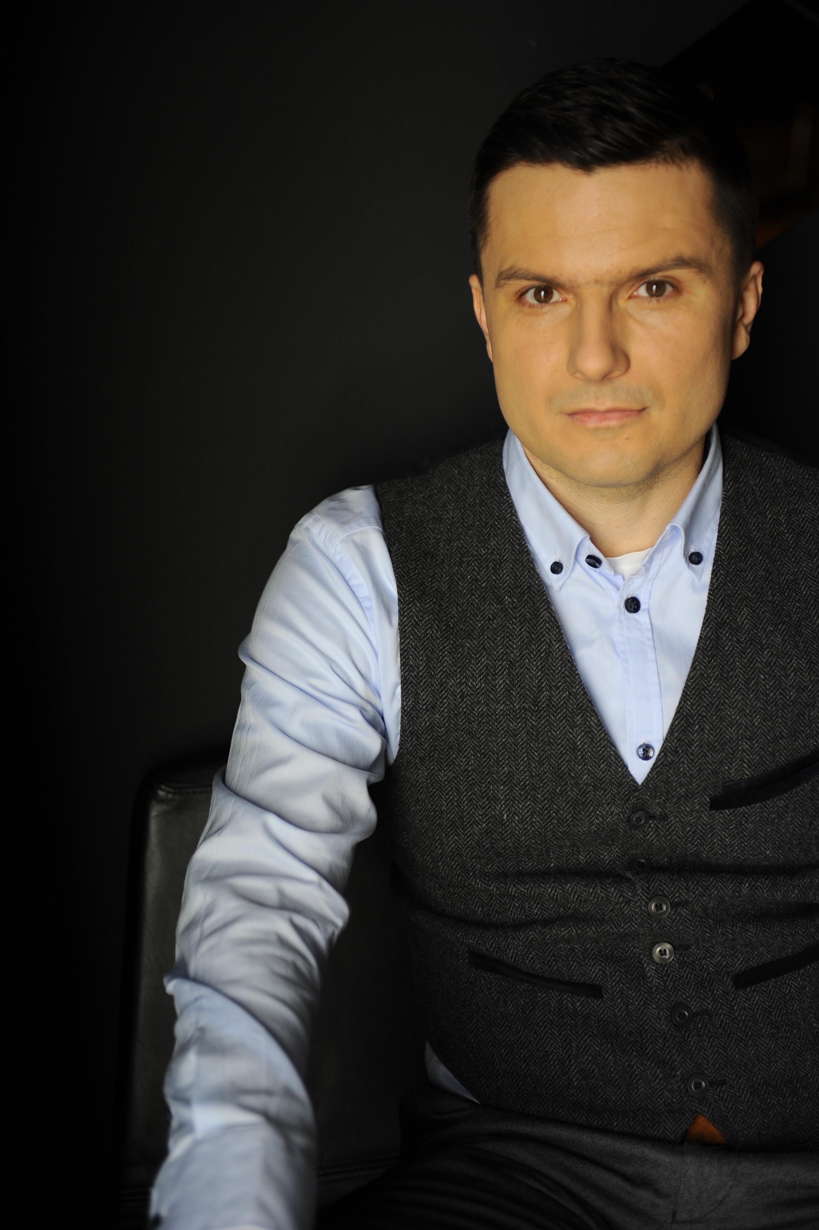 Dariusz Nawojczyk fot. mat. pras.