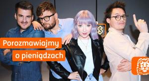 Red Lipstick Monster, Paciorek, Stankiewicz i Izak w społecznym projekcie ING