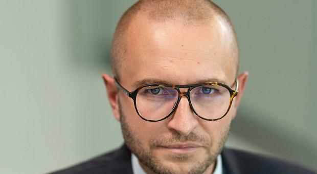 Mateusz Patorski w zespole TFI PZU