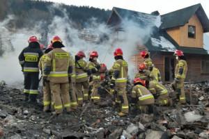Wybuch gazu w Szczyrku. Budowlańcy staną przed sądem