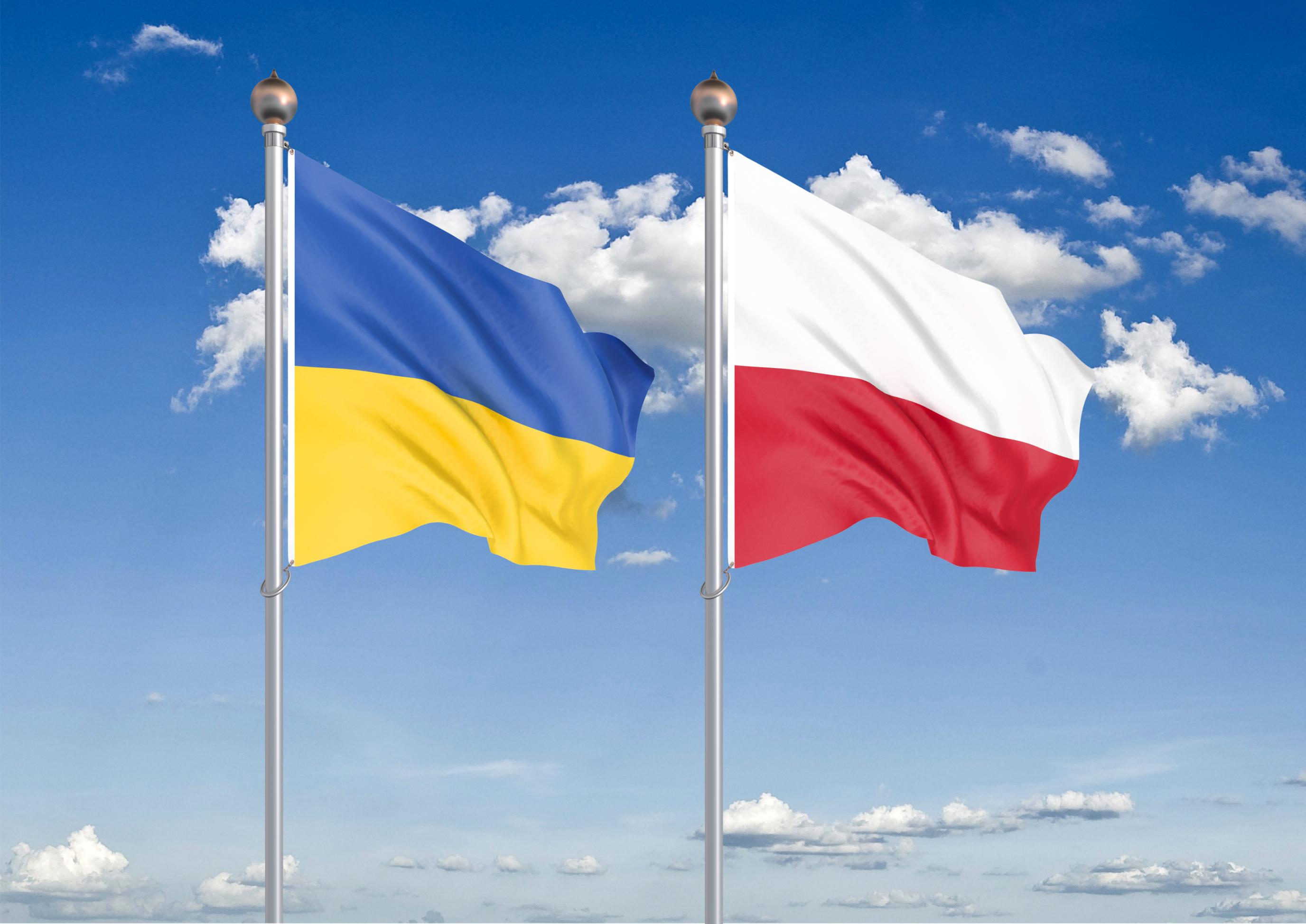 Oba kraje - Ukraina i Polska - oferują w miarę proste procedury legalizacyjne pobytu i zatrudnienia (fot. shutterstock)