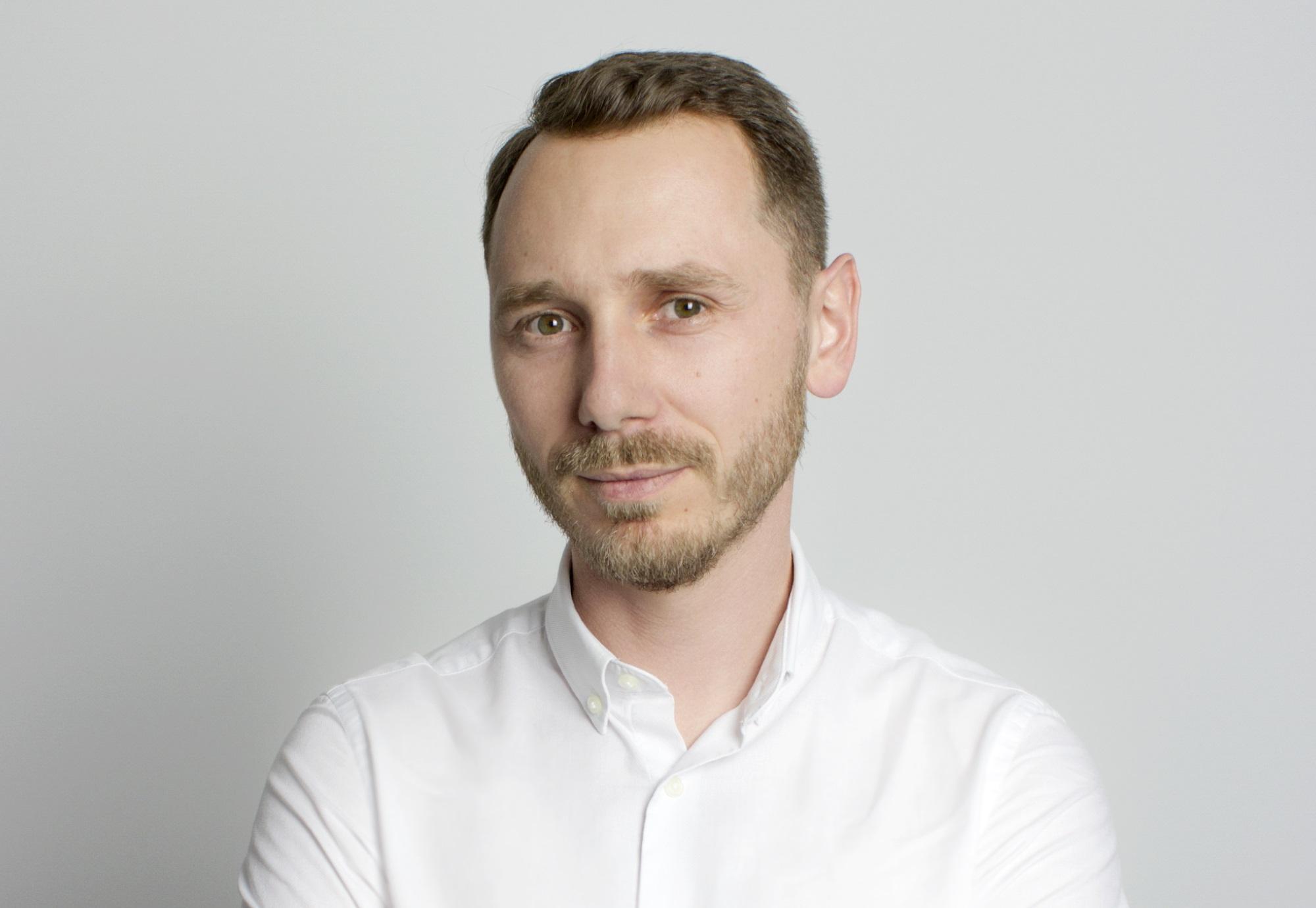 Grzegorz Kapusta (fot. mat. pras.)