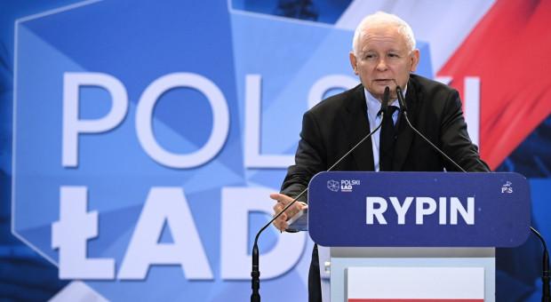 Kaczyński nie pozostawia złudzeń. Najlepiej zarabiający sięgną głębiej do portfela