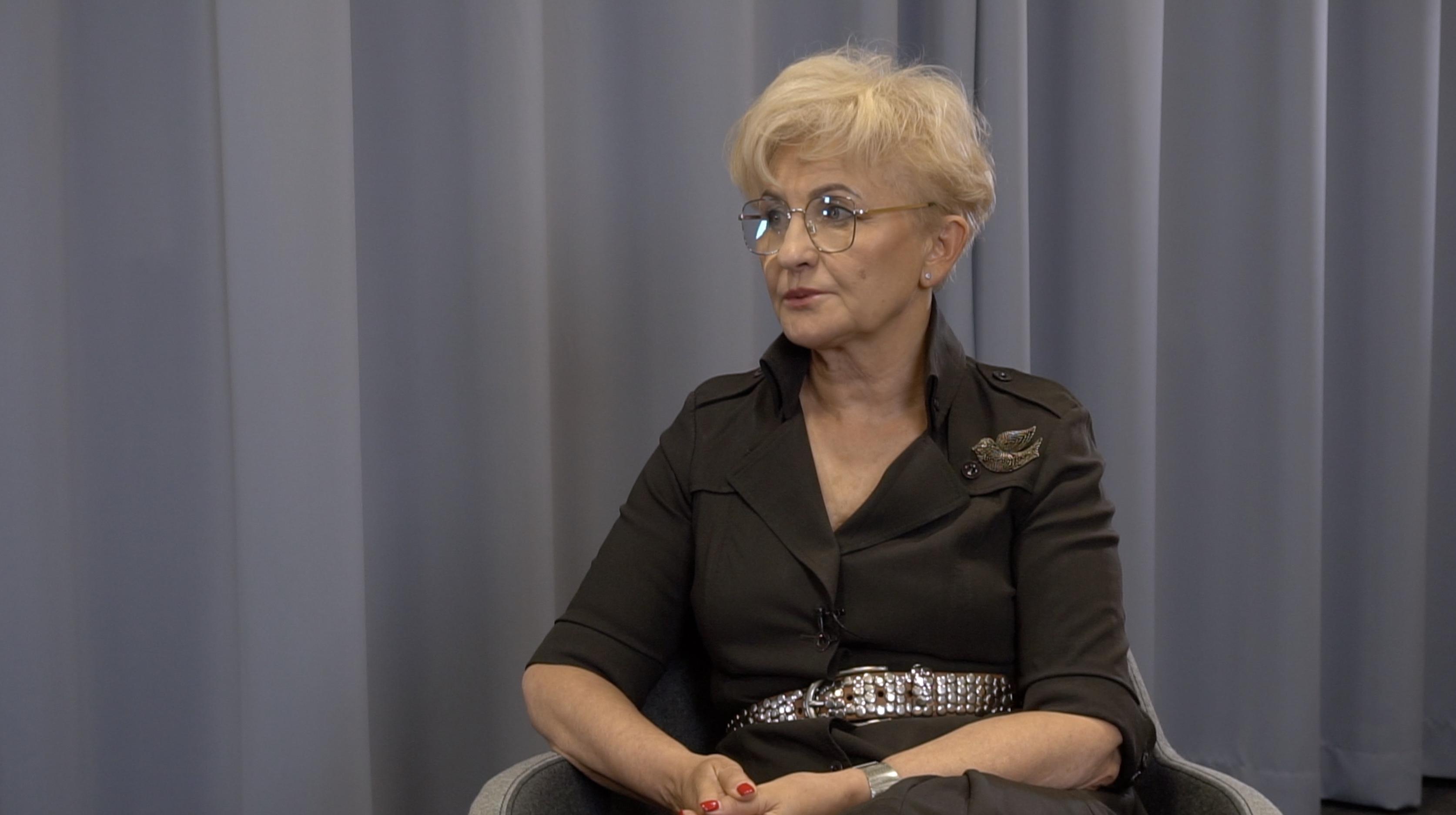 Wiceminister rozwoju, pracy i technologii Iwona Michałek (fot. PTWP)