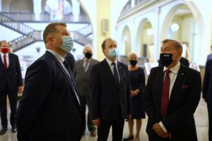 Minister edukacji przekazał AGH 14,5 mln zł