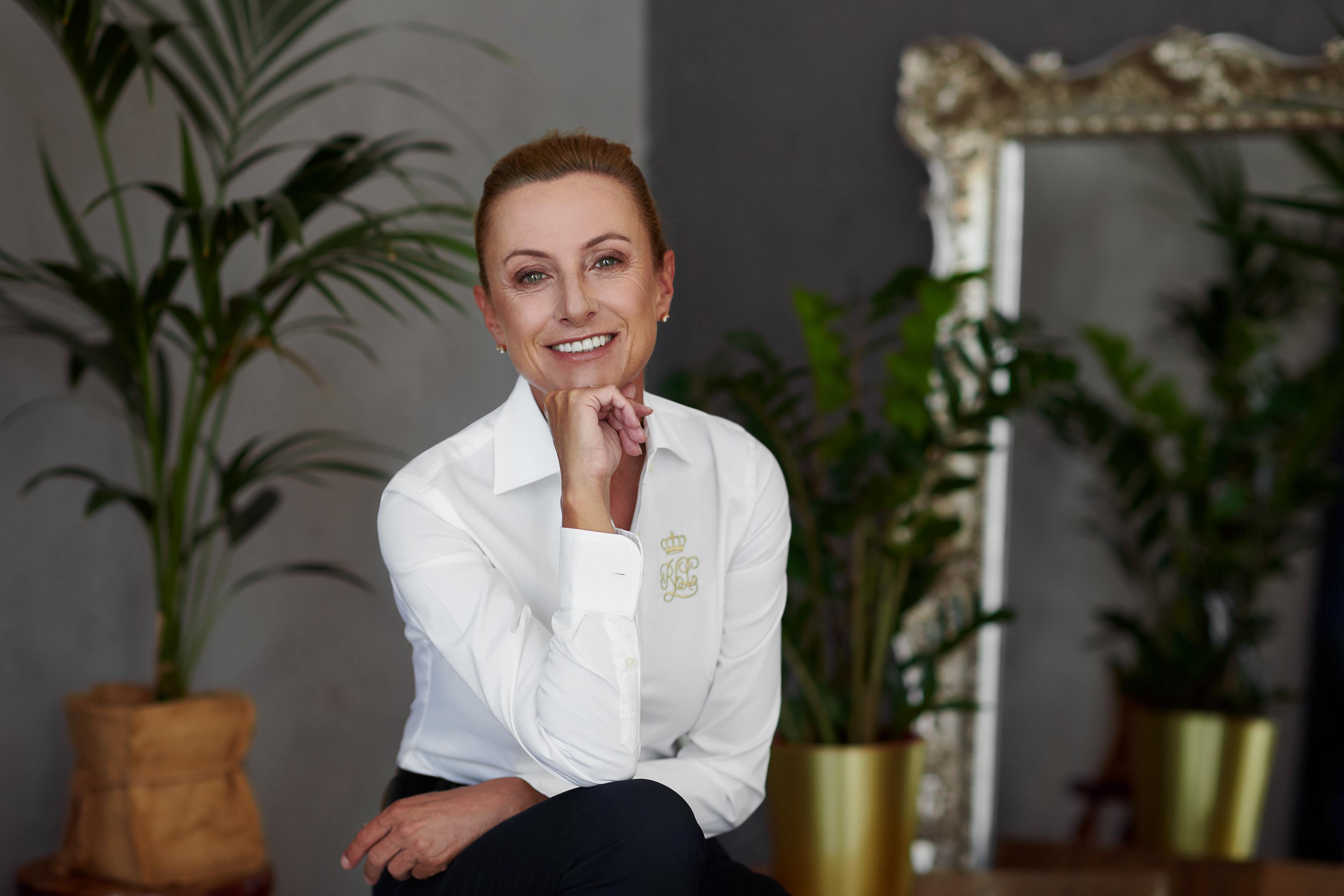 Dagmara Sobolewska, dyrektor HR w firmie Erbud (Fot. Erbud)