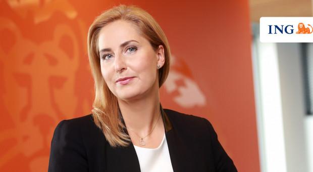 Joanna Dymna-Oszek prezesem fundacji ING Dzieciom