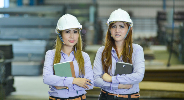 Kobiety na budowy - oto plan wyjścia z kryzysu