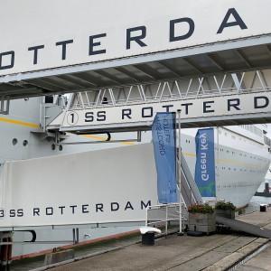 Marynarze pracujący pod banderą holenderską mogą się zaszczepić przeciw Covid-19 w porcie w Rotterdamie