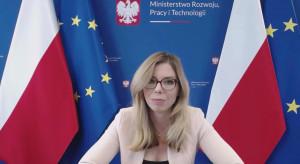 Anna Kornecka odwołana z funkcji wiceministra rozwoju, pracy i technologii