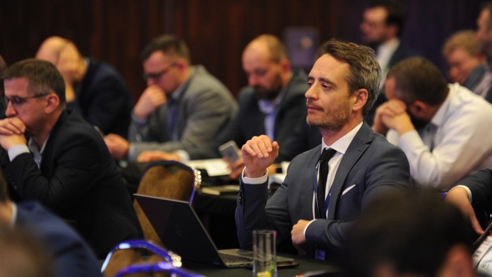 Michał Wierzchowski, dyrektor sprzedaży w EWL. (fot. EWL)