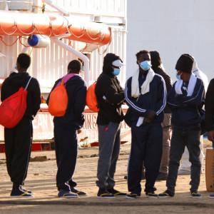 Skokowy wzrost liczby nielegalnych imigrantów w Hiszpanii
