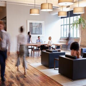 Jakość powietrza w biurze może wpływać na produktywność