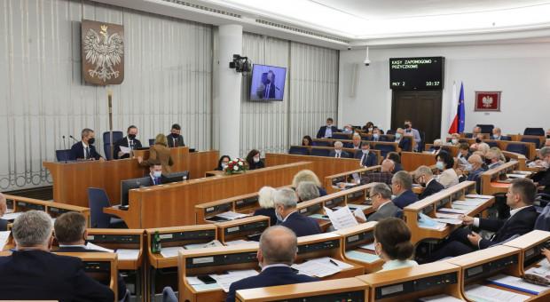 Senat przegłosował dodatkowy urlop dla pracowników PIP