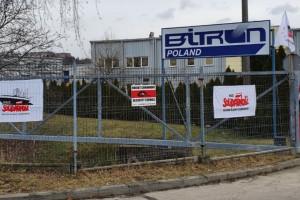 Związkowcy walczą o podwyżki w śląskiej fabryce