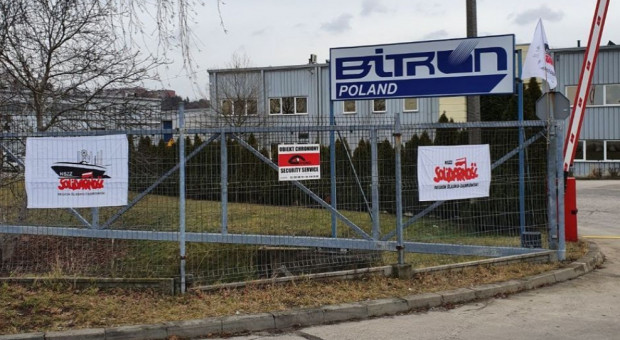 Związkowcy walczą o podwyżki dla pracowników Bitronu