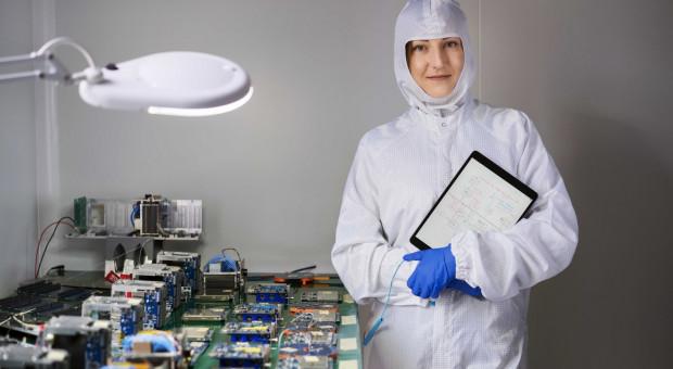 Praca w sektorze kosmicznym. Polska firma chce podwoić zatrudnienie