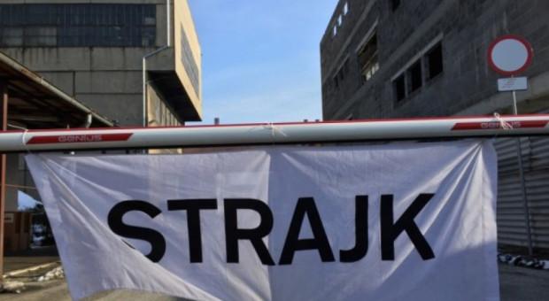 Zakończył się strajk pracowników firmy Paroc w Trzemesznie