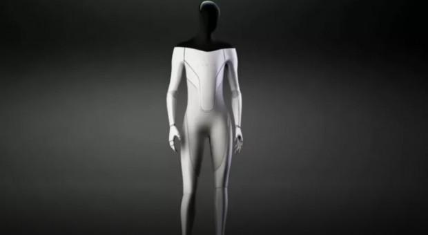 """Tesla wyprodukuje humanoidalne roboty. """"Praca fizyczna będzie wyborem"""""""
