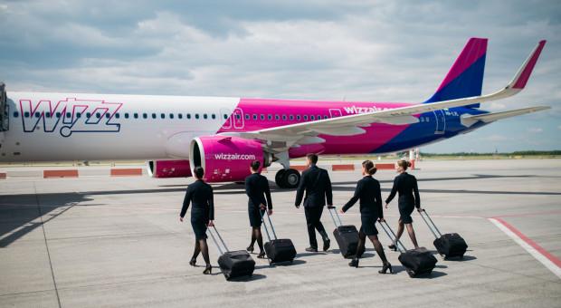 Wizz Air rusza z kolejną rekrutacją. Szuka stewardess i stewardów