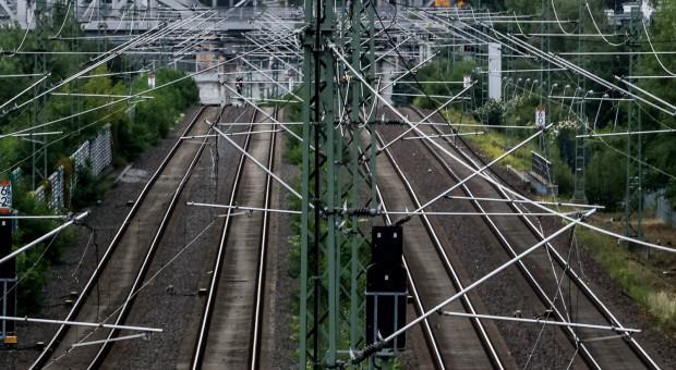 Strajk niemieckich maszynistów odczuli podróżni z Polski