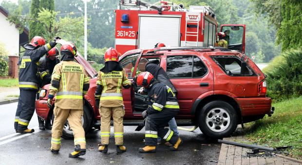 Zapracowany jak strażak. Tylko w jednym mieście ponad 21 tys. interwencji w rok