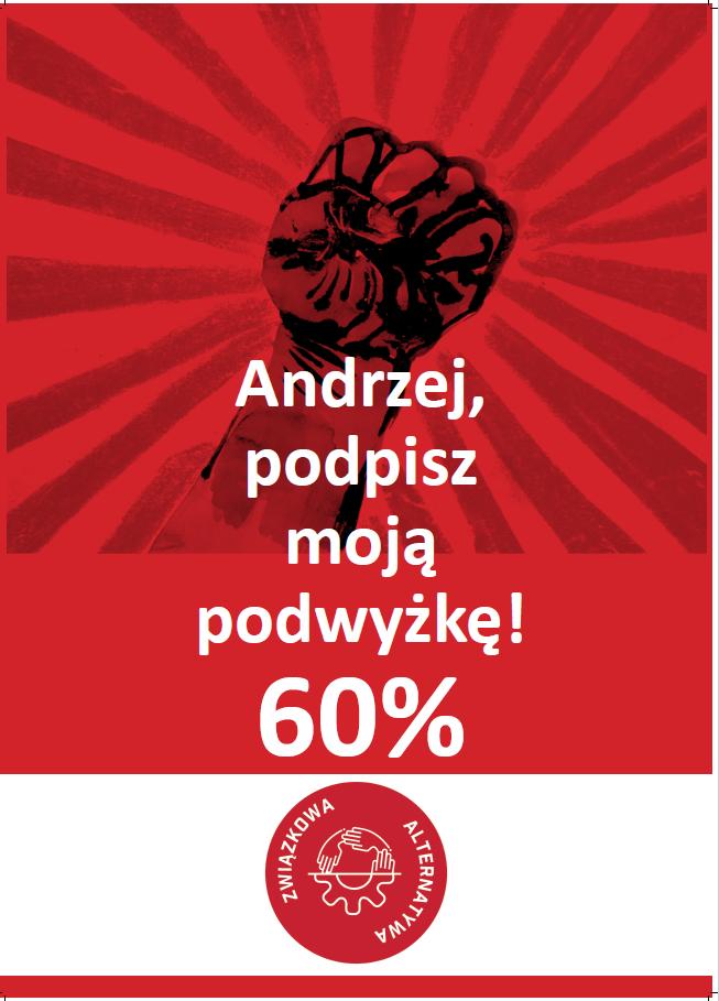 Tak prezentuje się bilboard, który pojawił się w kilku miejscach w Warszawie (grafika: ZA)