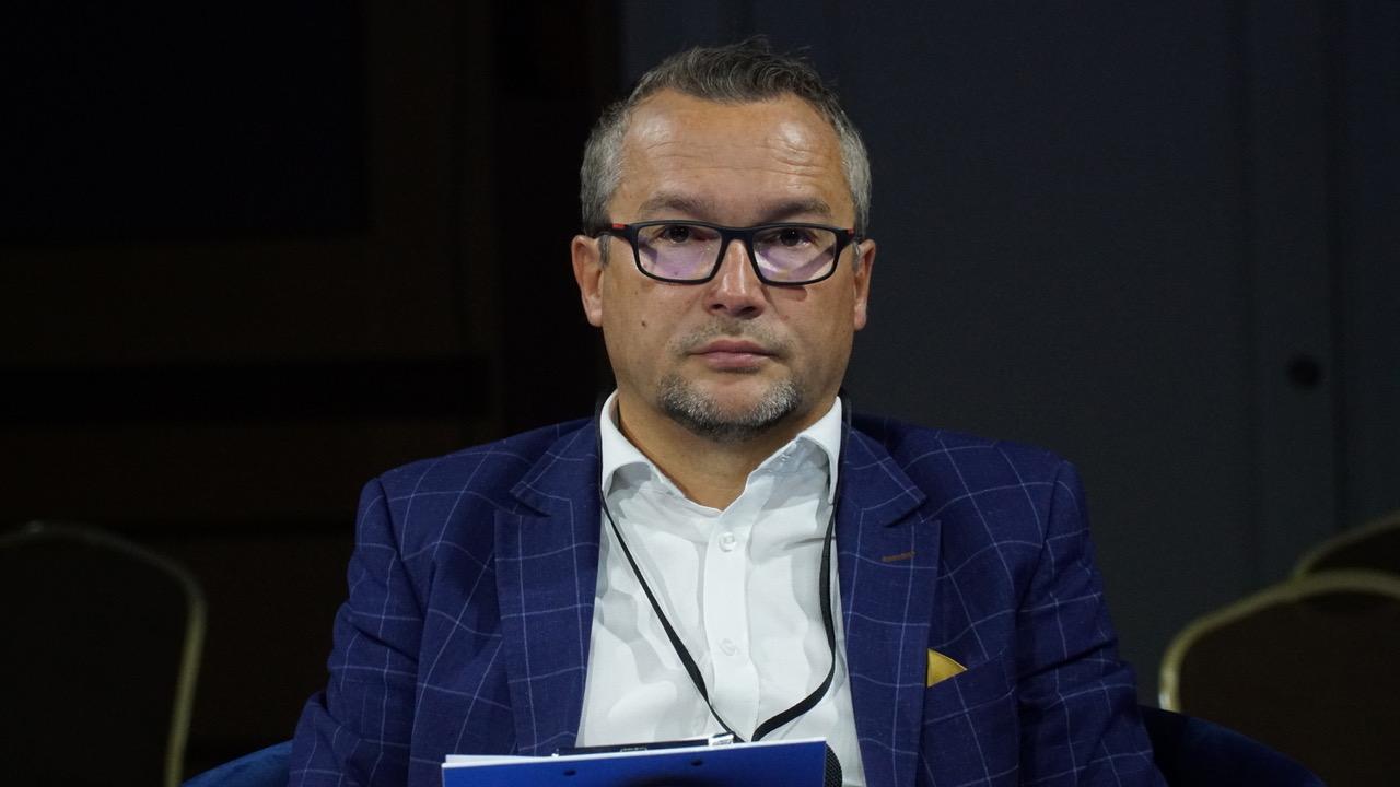 Artur Skiba, prezes firmy rekrutacyjnej Antal (fot. PTWP)