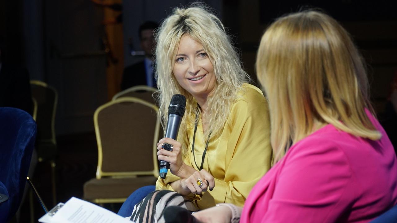 Małgorzata Czernecka, psycholog i trener biznesu (fot. PTWP)