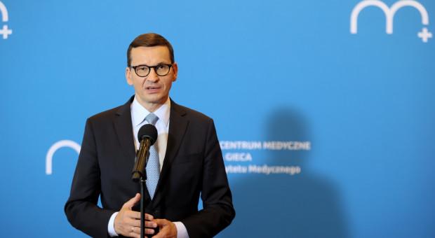 Premier zapowiedział podwyżki dla ratowników medycznych