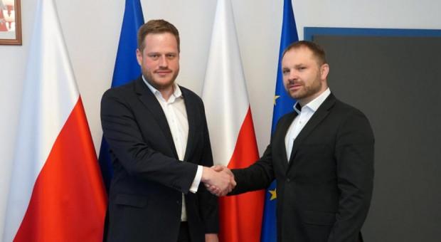 Przemysław Koch nowym szefem Centralnego Ośrodka Informatyki