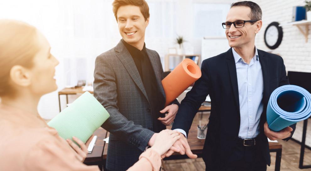 Jak wynika z badania Kapitał Zdrowie, już 2 na 5 decydentów w polskich firmach uważa, że w przyszłości promocja aktywności fizycznej będzie kluczowym działaniem wspierającym zdrowie pracowników, podobnie jak budowanie ich odporności fizycznej oraz psychicznej. (Fot. Shutterstock)