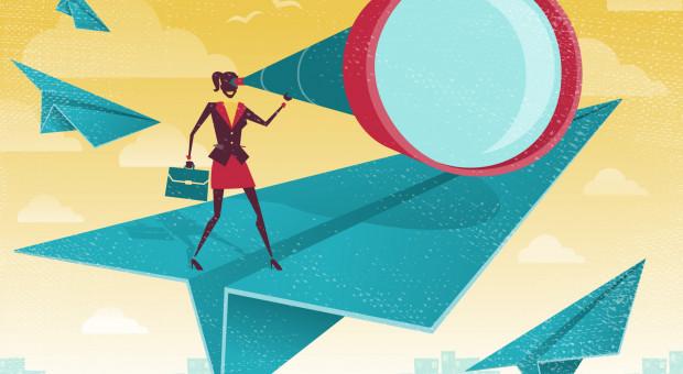 Oto cztery scenariusze planowania pracy w przyszłości