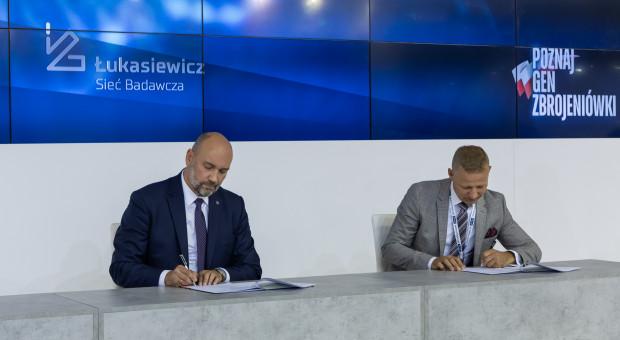Grupa Badawcza Łukasiewicz i Polska Grupa Zbrojeniowa połączyły siły