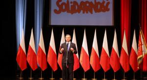Prezydent RP: Solidarność jest dla świata wzorem walki o prawa człowieka, robotnika