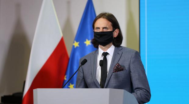 Nowy wiceminister zdrowia Piotr Bromber zajmie się dialogiem społecznym