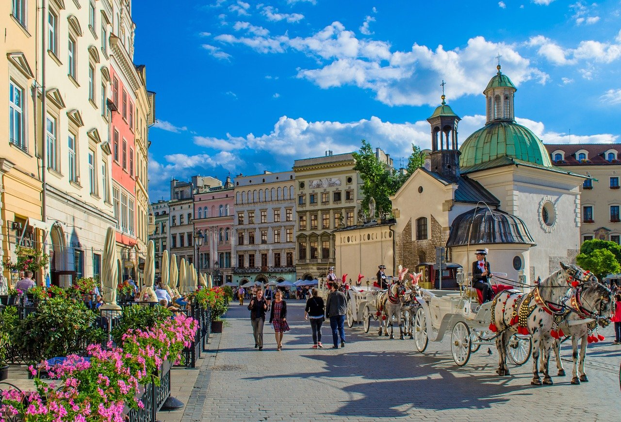 Kraków (Fot. Pixabay)