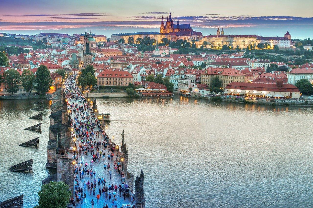 Praga (Fot. Pixabay)