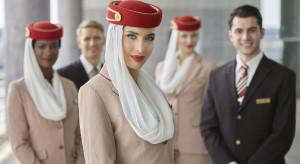 Linie lotnicze Emirates rekrutują. Chcą zatrudnić 3,5 tys. osób