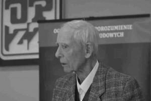 Nie żyje pierwszy przewodniczący OPZZ Alfred Miodowicz