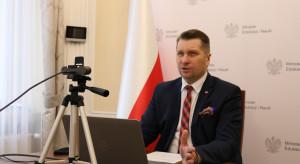 Czarnek: Zaprezentujemy program reformy statusu nauczyciela