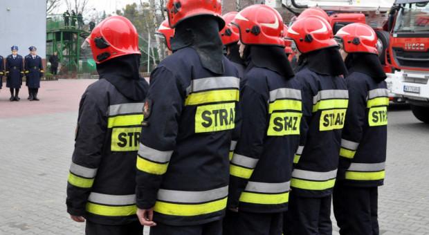 Strażacy dogadali się z rządem w sprawie płac