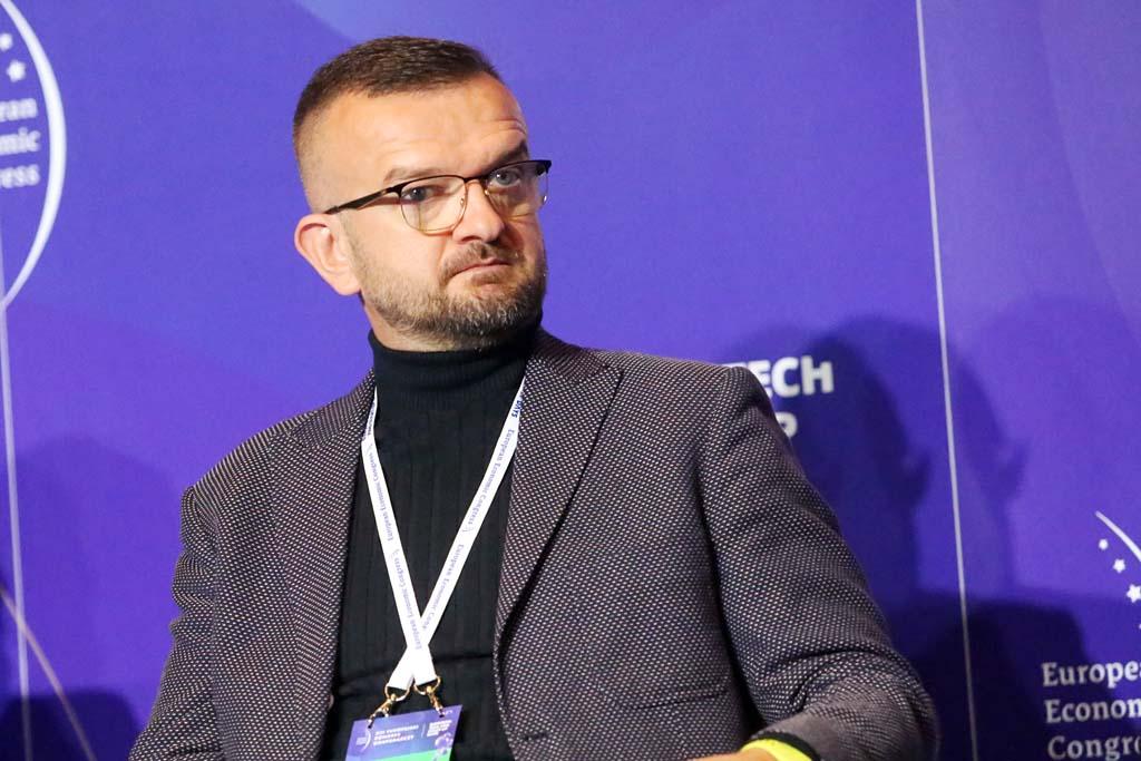 Marcin Ochnik, prezes firmy Ochnik (Fot. PTWP)