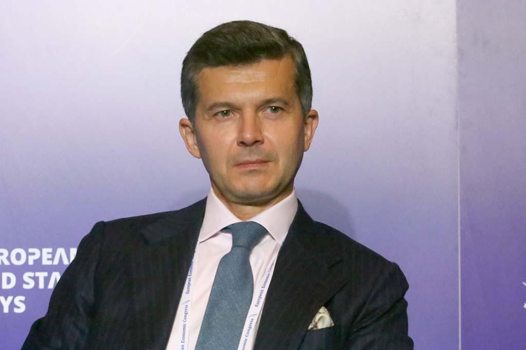 Paweł Barański, partner, szef działu doradztwa podatkowego i prawnego w KPMG w Polsce (Fot. PTWP)