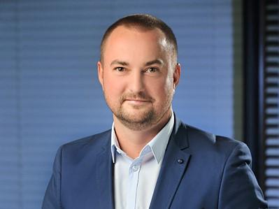 Krzysztof Gralak, szef linii biznesowej EWL Logistics (fot. EWL)