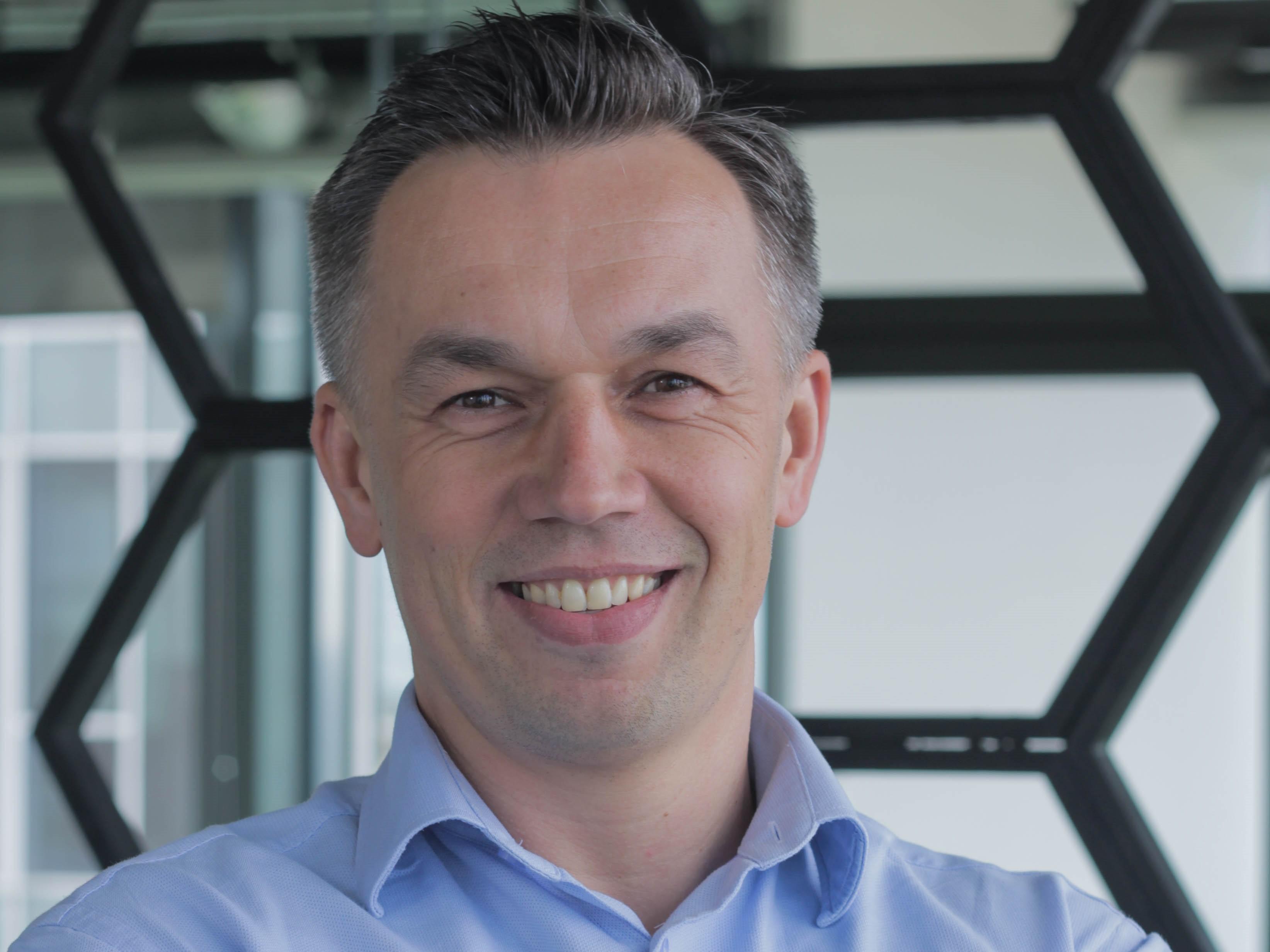 Tomasz Łagowski, regionalny szef sprzedaży w EWL (fot. EWL)