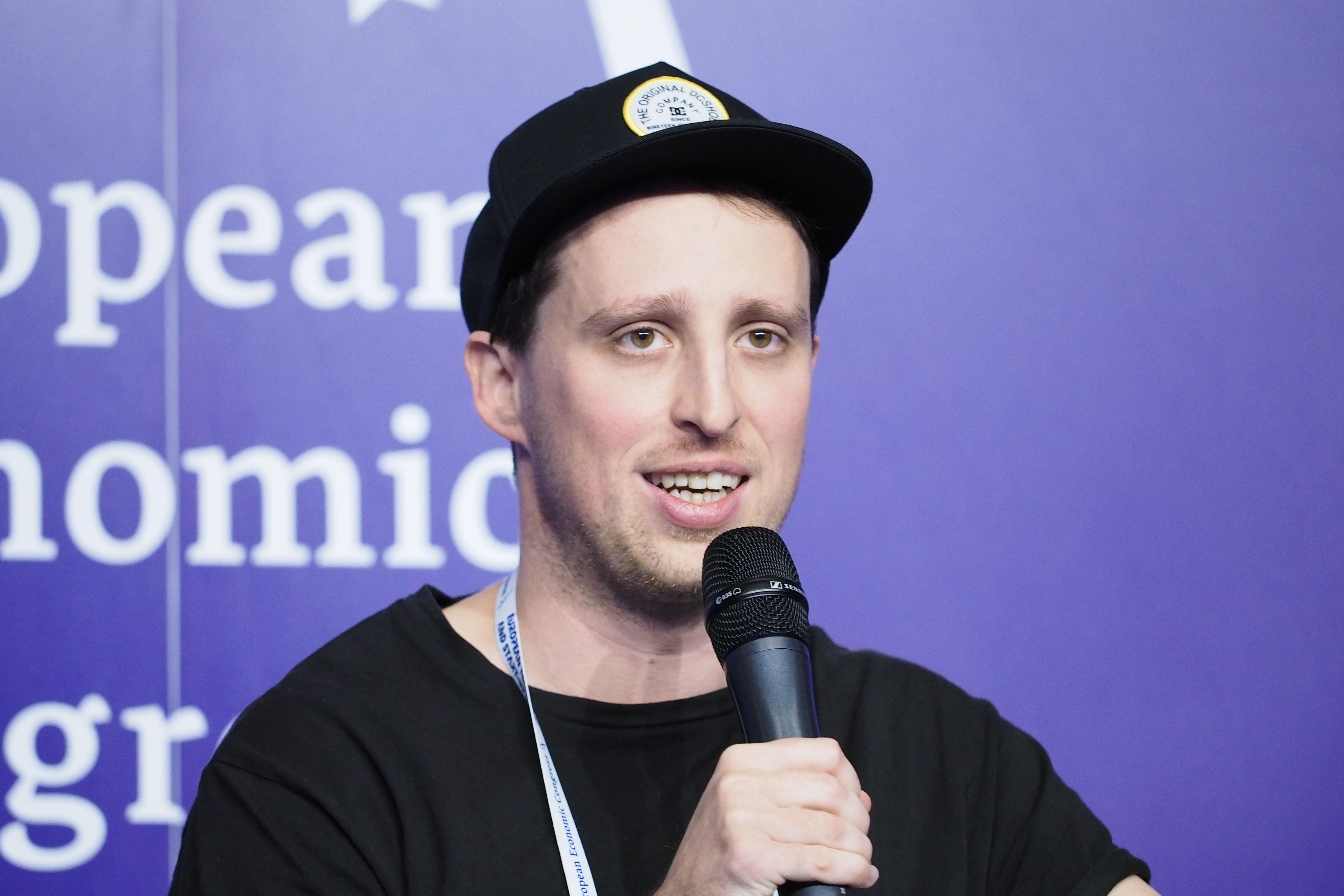Bartek Sibiga, założyciel i prezes DDOB.com (Daily Dose Of Beauty). Fot. PTWP